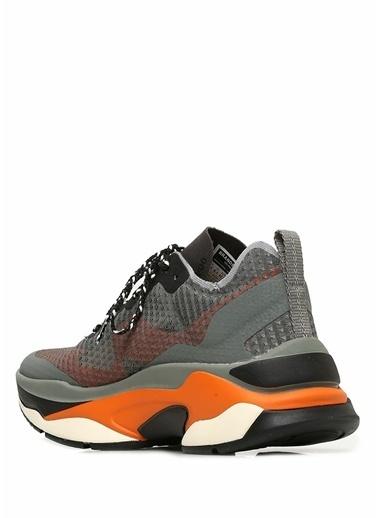 Black Sneakers Haki